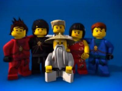 Dessins animés : Ninjago (Lego)
