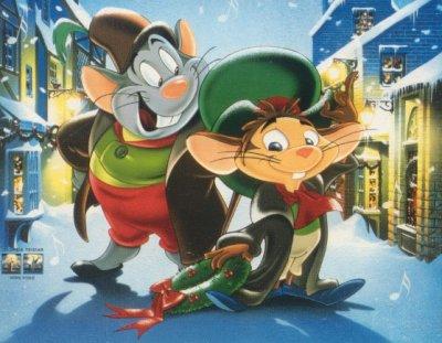 Dessins animés : Nuit de Paix avec Buster et Chauncey (Buster & Chauncey's Silent Night)