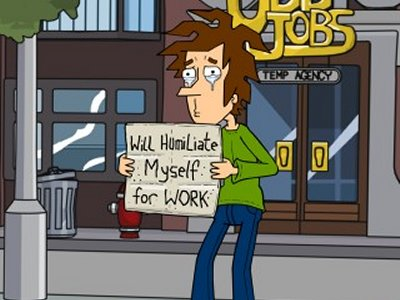 Dessins Animés : Odd Job Jack