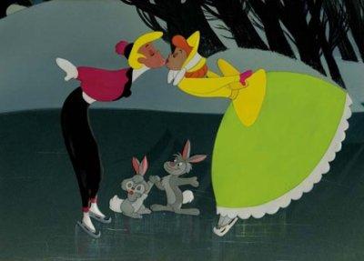 Dessins animés : C'est un souvenir de décembre (Once Upon a Wintertime, Walt Disney)
