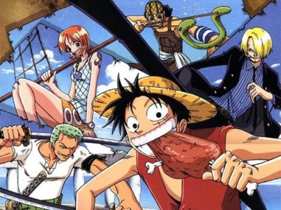 Dessins animés : One Piece