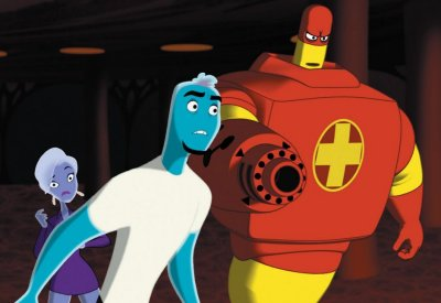 Dessins animés : Ozzy & Drix (Osmosis Jones)