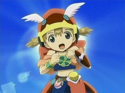 Dessins animés : Fairy Musketeers (Otogi Jushi Akazukin)