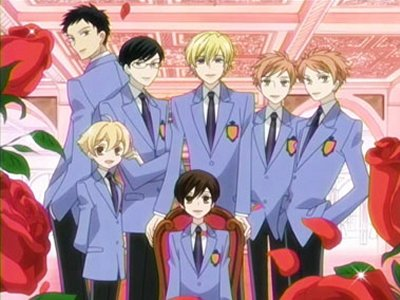 Dessins animés : Ouran High School Host Club