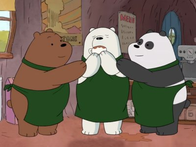 Dessins animés : Ours pour un et un pour t'ours (We Bare bears)