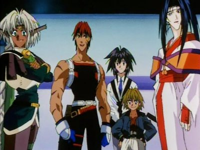Dessins animés : Outlaw Star