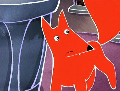 Dessins animés : Pablo le petit renard rouge