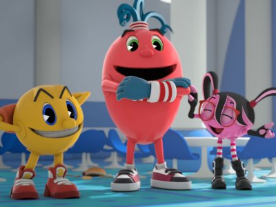 Dessins animés : Pac-Man et les Aventures de fantômes