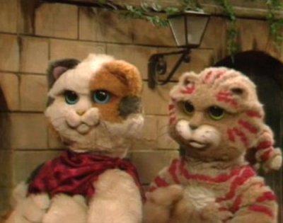 Dessins animés : Pacha et les chats