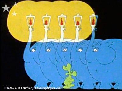Dessins animés : Pachyderm Story