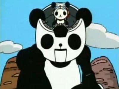 Dessins Animés : Panda-Z : the Robonimation