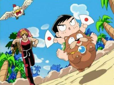 Dessins animés : Papuwa (Nangoku Shōnen Papuwa-kun)