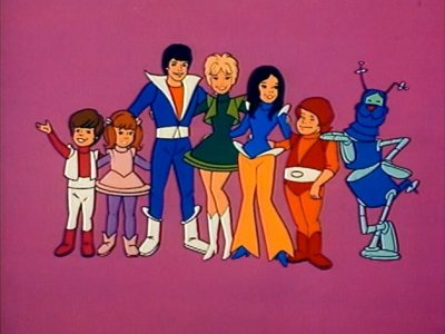 Dessins animés : Partridge Family 2200 A.D.