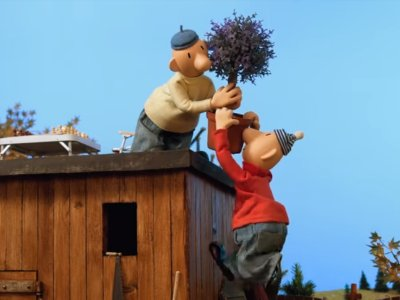 Dessins animés : Pat et Mat