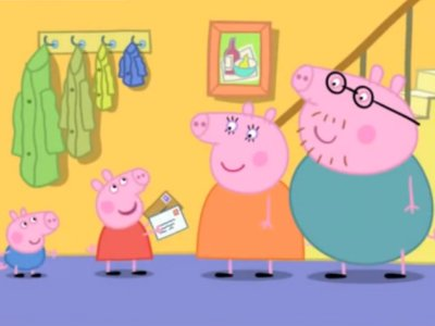 Dessins Animés : Peppa Pig