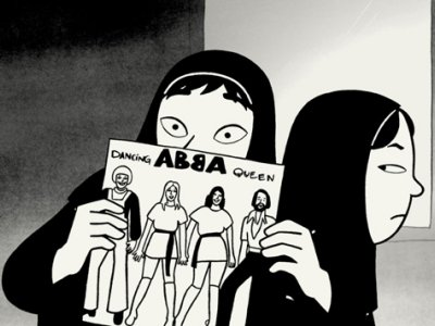 Dessins animés : Persepolis