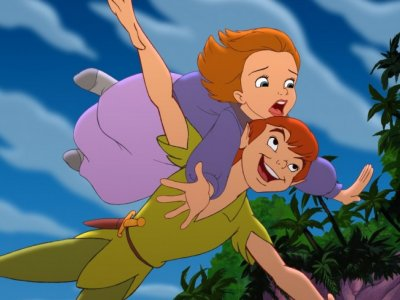 Dessins animés : Peter Pan 2 : Retour au Pays imaginaire (Walt Disney)