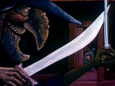 Dessins animés : Petit Bout de chou et la sorcière