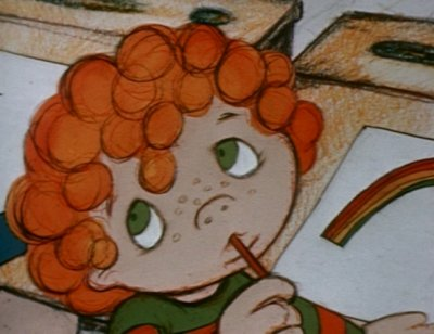 Dessins Animés : Pierrot et Boutitou