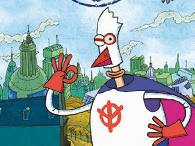 Dessins animés : Pigeon Boy