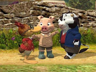 Dessins Animés : Piggly et ses amis (Jakers)