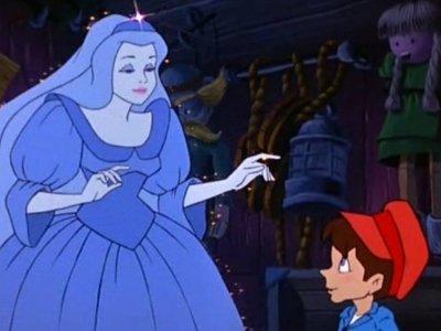 Dessins Animés : Pinocchio et l'Empereur de la Nuit