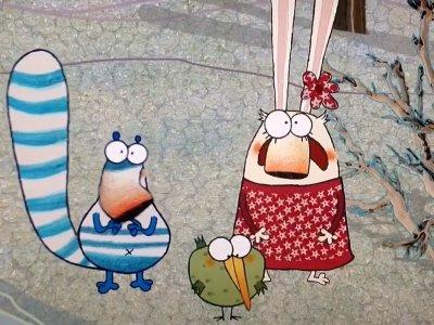 Dessins Animés : Pipi, Pupu et Rosemarie (Pipì Pupù e Rosmarina)