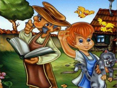 Dessins animés : Pivoine et Pissenlit