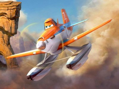 Dessins animés : Planes 2
