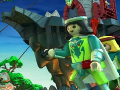 Dessins animés : Playmobil