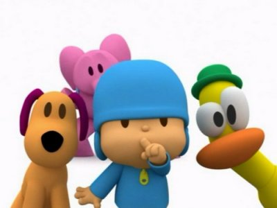 Dessins animés : Pocoyo