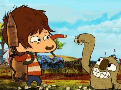 Dessins Animés : Pok & Mok