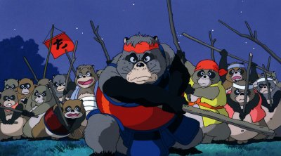 Dessins animés : Pompoko