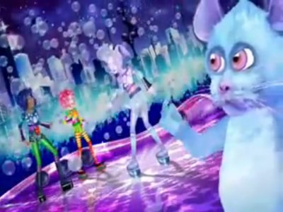 Dessins animés : Pop Secret