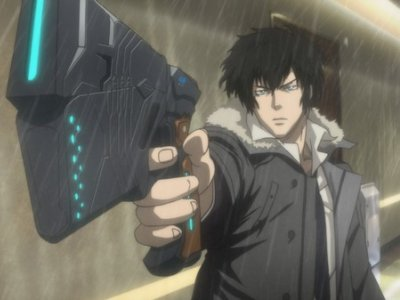 Dessins animés : Psycho-Pass