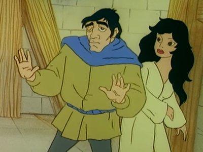 Dessins animés : Quasimodo : Le Bossu de Notre-Dame (Quasimodo: The Hunchback of Notre Dame)