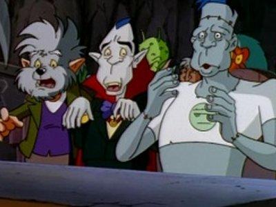 Dessins animés : Qui a peur des monstres ?