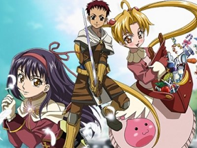 Dessins animés : Ragnarok the Animation