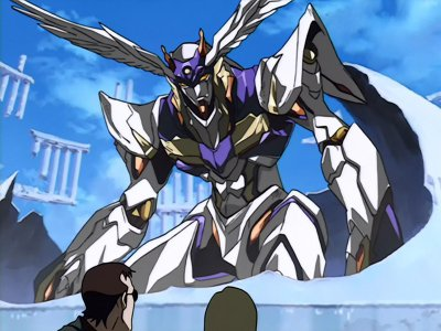 Dessins Animés : RahXephon