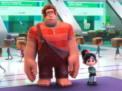 Dessins Animés : Ralph 2.0 (Ralph Breaks the Internet)