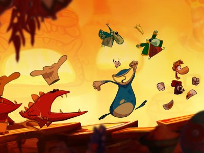Dessins Animés : Rayman