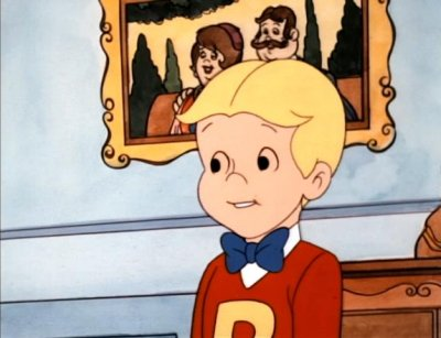 Dessins animés : Richie Rich