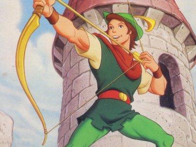 Dessins animés : Robin des Bois Junior
