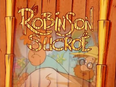 Dessins animés : Robinson Sucroë