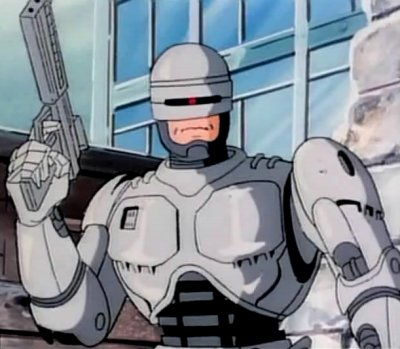 Dessins animés : Robocop