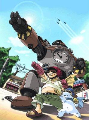 Dessins animés : Robot V (출동! 로봇 V)