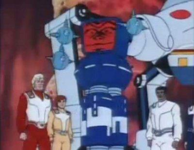 Dessins animés : Robotix