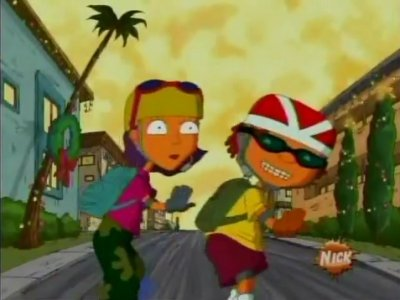 Dessins animés : Rocket Power