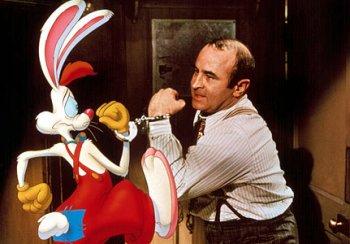 Dessins animés : Qui veut la peau de Roger Rabbit ?
