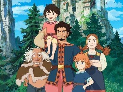 Dessins Animés : Ronya, fille de brigand (Sanzoku no musume Rônya)